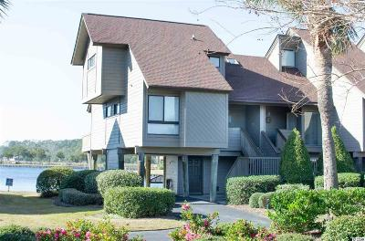 Pawleys Island Condo/Townhouse Active-Pend. Cntgt. On Financi: 38 Heron Marsh Dr. #40