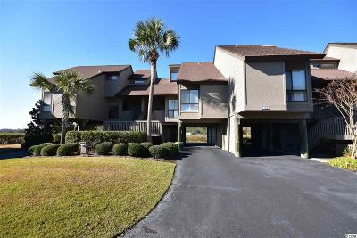 Pawleys Island Condo/Townhouse Active W/Kickout Clause: 84 Lakeview Circle #115