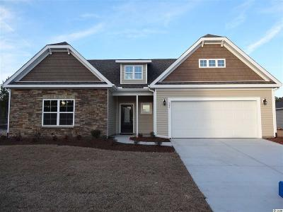 Conway Single Family Home For Sale: 521 Hillsborough Dr.