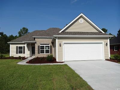 Conway Single Family Home For Sale: 469 Hillsborough Dr.