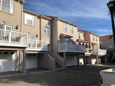 North Myrtle Beach SC Condo/Townhouse For Sale: $279,900