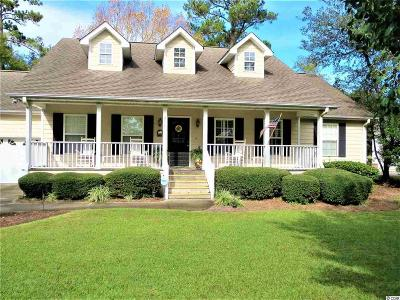Georgetown Single Family Home For Sale: 2427 Wedgefield Rd.