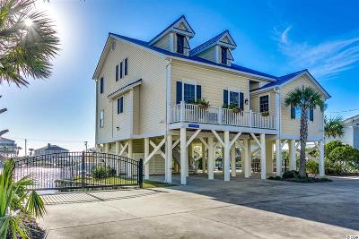 Garden City Beach Single Family Home For Sale: 2252 Oyster Cove