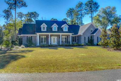Pawleys Island Single Family Home For Sale: 385 Doral Dr.