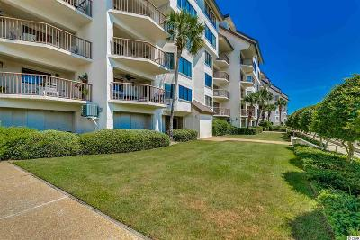 Garden City Beach Condo/Townhouse For Sale: 1398 Basin Dr. #105