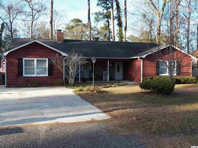 North Myrtle Beach Single Family Home For Sale: 2404 Causey Dr.