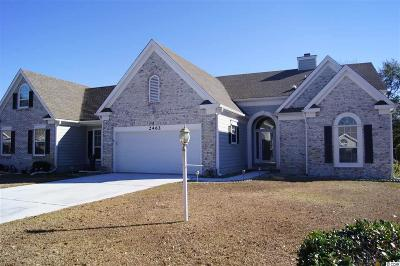 Little River Single Family Home For Sale: 2462 Burning Tree Ln.
