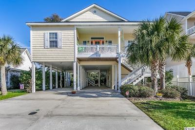 North Myrtle Beach Single Family Home For Sale: 504 43rd Ave. S