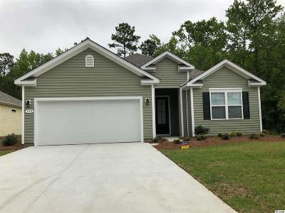 Little River Single Family Home For Sale: 221 Rolling Woods Ct.