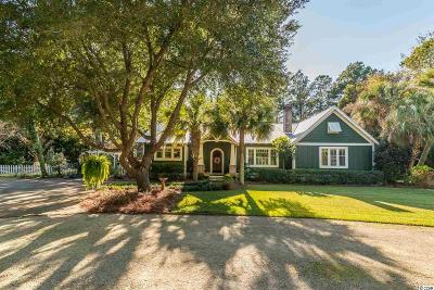 Pawleys Island Single Family Home Active Under Contract: 2175 Waverly Rd.