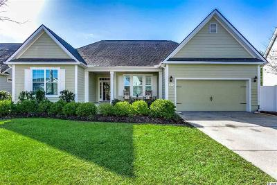 Murrells Inlet Single Family Home For Sale: 64 Summerlight Dr.