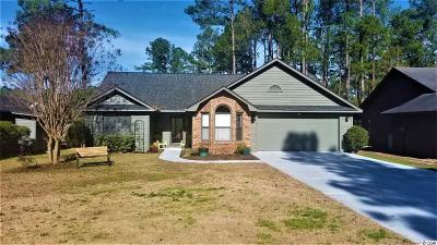 Georgetown County, Horry County Single Family Home For Sale: 105 Laurelwood Ln.