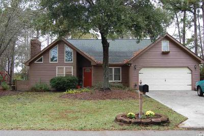 Surfside Beach Single Family Home Active-Pend. Cntgt. On Financi: 2146 Lake View Circle