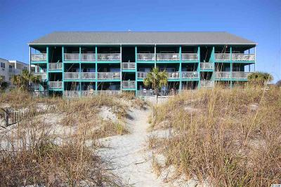 North Myrtle Beach Condo/Townhouse For Sale: 3607 S Ocean Blvd. #103