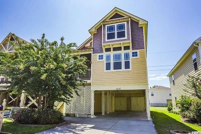 North Myrtle Beach Single Family Home For Sale: 1005 Ocean Pines Ct.