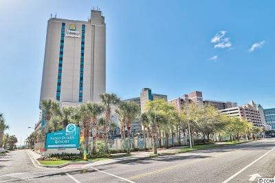 Myrtle Beach Condo/Townhouse For Sale: 201 N 74th Ave. N #2827