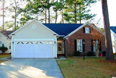 Murrells Inlet Single Family Home For Sale: 1379 Oakmont Ct.