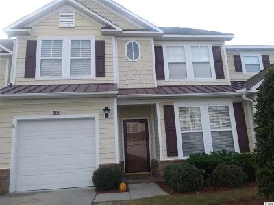 North Myrtle Beach Condo/Townhouse For Sale: 6095 Catalina Dr. #612
