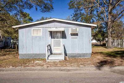 North Myrtle Beach Single Family Home Active-Pending Sale - Cash Ter: 2601 Ye Olde Kings Hwy.