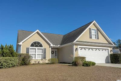 Little River Single Family Home For Sale: 617 Twinflower St.