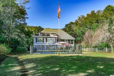 Pawleys Island Single Family Home For Sale: 102 Inlet View Ln.