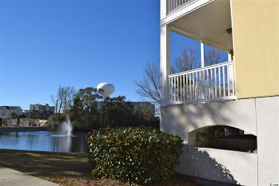 North Myrtle Beach Condo/Townhouse For Sale: 601 Hillside Dr. N #2301