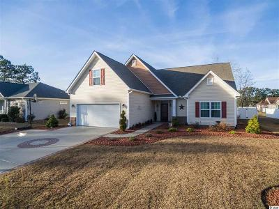 Little River Single Family Home Active-Pend. Cntgt. On Financi: 130 Kettering Way