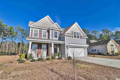 Murrells Inlet Single Family Home For Sale: 352 Hyacinth Loop
