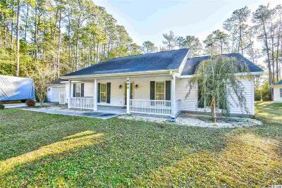 Pawleys Island Single Family Home For Sale: 690 Kings River Rd.