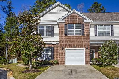 Georgetown County, Horry County Condo/Townhouse For Sale: 296 Connemara Dr. #23-A