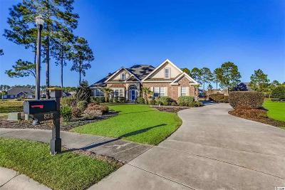 Myrtle Beach Single Family Home For Sale: 828 Oxbow Dr.