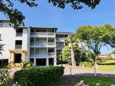 Surfside Beach Condo/Townhouse For Sale: 310 3rd Ave. N #C#