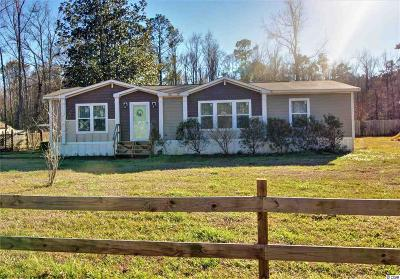 Conway Single Family Home For Sale: 651 Jungle Rd.