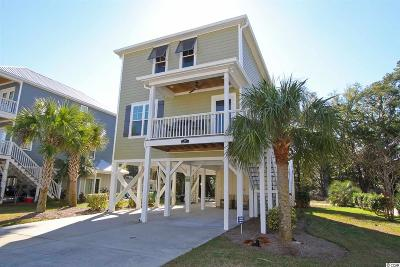 Murrells Inlet Single Family Home For Sale: 58 Fathom Ln.