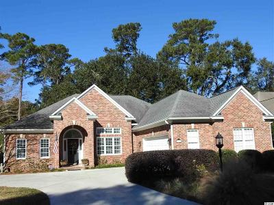 Pawleys Island Single Family Home For Sale: 108 Birkdale Loop