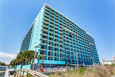 Myrtle Beach Condo/Townhouse For Sale: 1501 S Ocean Blvd. #1542