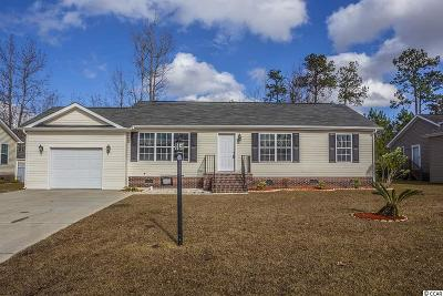 Murrells Inlet Single Family Home For Sale: 328 Stone Throw Dr.