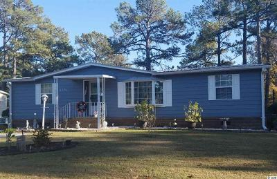 Georgetown County, Horry County Single Family Home For Sale: 3251 Pecan Trail