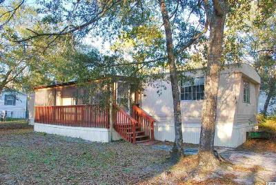 North Myrtle Beach Single Family Home For Sale: 4519 Willet St.