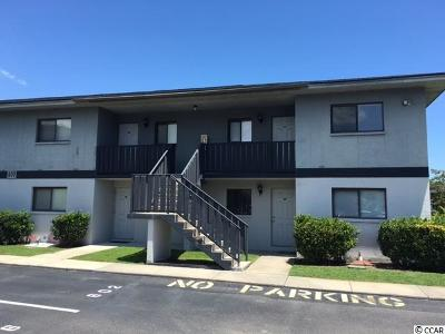 Surfside Beach Condo/Townhouse Active-Pending Sale - Cash Ter: 1101 N 2nd Ave. N #2003