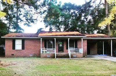 Conway Single Family Home For Sale: 604 Lincoln Ln.