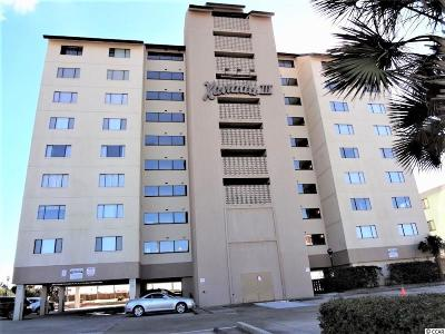 North Myrtle Beach Condo/Townhouse Active-Pend. Contingent Contra: 707 S Ocean Blvd. #302