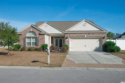 Murrells Inlet Single Family Home For Sale: 115 Fox Den Dr.