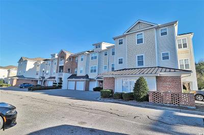 North Myrtle Beach Condo/Townhouse For Sale: 6203 Catalina Dr. #833