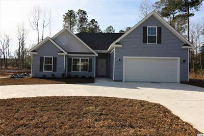 Conway Single Family Home For Sale: 5643 Bear Bluff Rd.