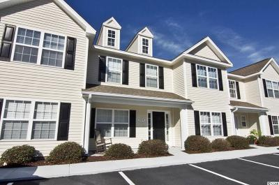 Murrells Inlet Condo/Townhouse Active-Pending Sale - Cash Ter: 229 Madrid Dr. #229
