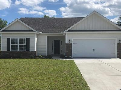 Conway Single Family Home For Sale: 146 Palm Terrace Loop