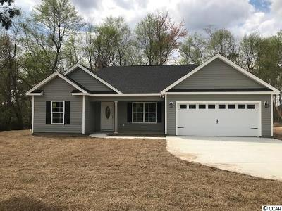 Conway Single Family Home For Sale: 1535 Highway 548