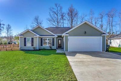 Conway Single Family Home For Sale: 1901 Ronald Phillips Ave.