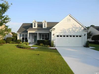 Pawleys Island Single Family Home Active-Pend. Cntgt. On Financi: 110 Hartley Pl.